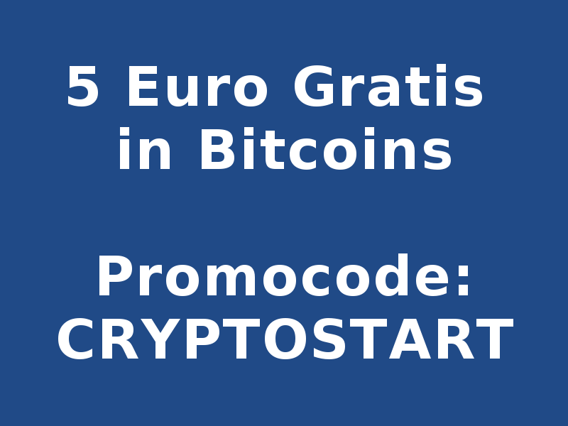Bitcoin kortingscode 5 Euro gratis in Bitcoins - Download de App